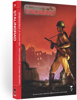 Turning point Simulations: The Battle of Stalingrad