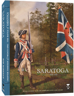 Turning point Simulations: Saratoga